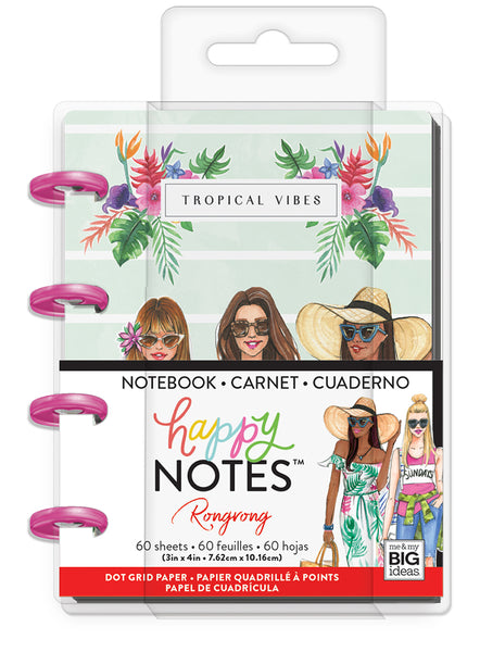 Micro Happy Notes™ - Rongrong - Summer Vibes