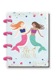 Micro Happy Notes™ - Memo Book - Magical Mermaid