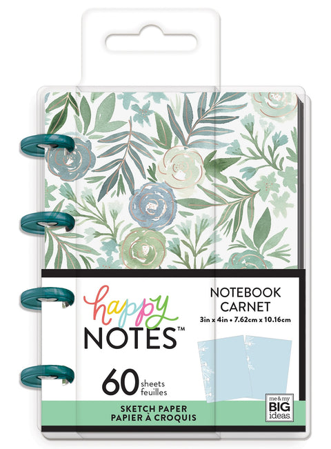 Micro Happy Notes™ - Green Garden