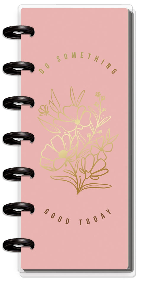 Skinny Mini Happy Planner® - Do Something Good - 12 Months