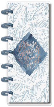 Skinny Mini Happy Planner® - Promise Yourself - 12 Months