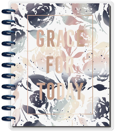 Grace For Today Big Faith Happy Notes Notebook