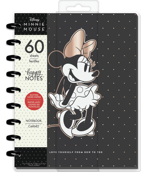 Minnie Mouse Bow to Toe Classic Happy Notes™