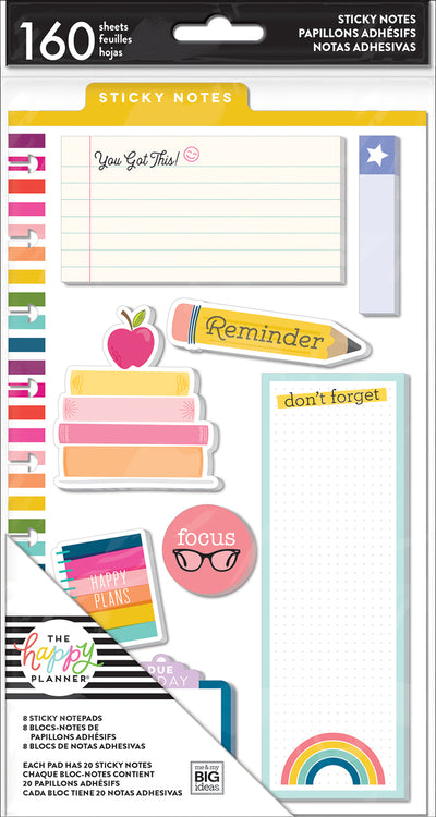 Sticky Notes - Teacher - You Got This