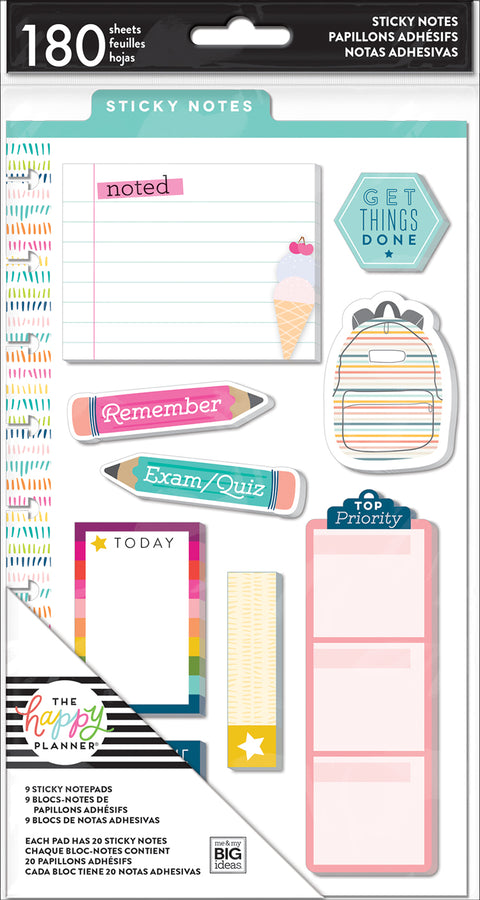 Sticky Notes - Student - Get Things Done