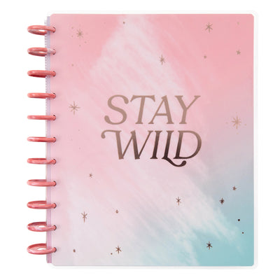 2021 Stay Wild Moon Child Big Dashboard Happy Planner® - 12 Months