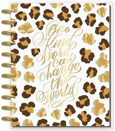 BIG Teacher Happy Planner® - Leopard - 12 Months