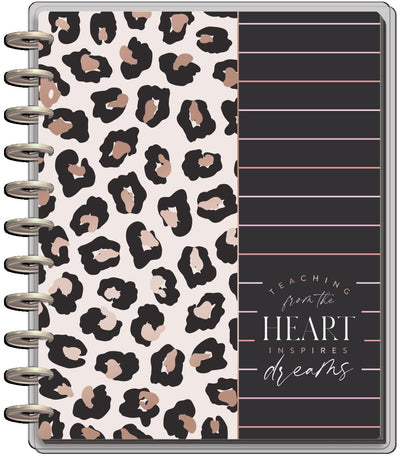 2021 Feeling Bold Big Teacher Happy Planner - 12 Months