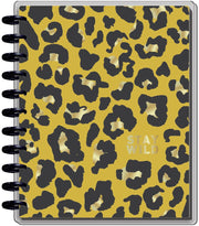 2021 Jungle Vibes Big Dashboard Happy Planner - 18 Months