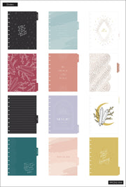 2021 Wild Soul Classic Horizontal Happy Planner® - 12 Months