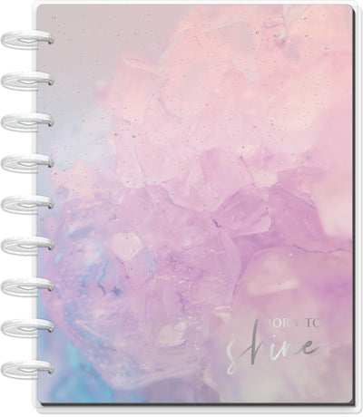2021 Crystal Vibes Classic Horizontal Happy Planner® - 12 Months