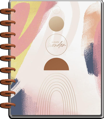 2021 Abstract Things Classic Colorblock Happy Planner - 18 Months