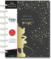 Undated Disney © Mickey Mouse Happy Magic Classic Dashboard Happy Planner - 12 Months