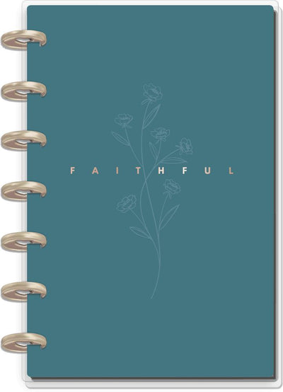 2021 Simple Faith Mini Happy Planner - 12 Months