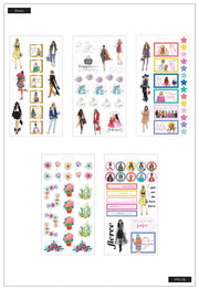 Sticker Sheets - Rongrong - Life Is Beautiful