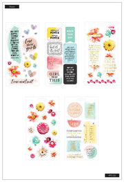 Stickers Sheets - Empowering Women