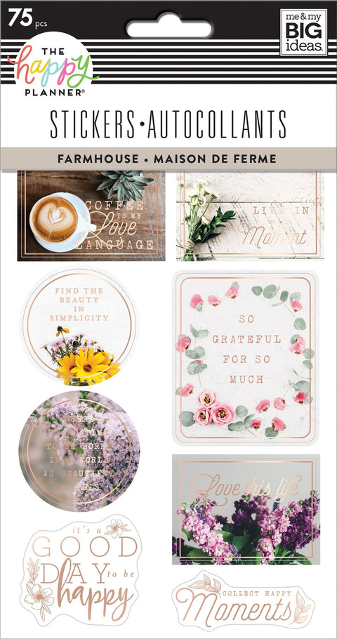 Sticker Sheets - Farmhouse