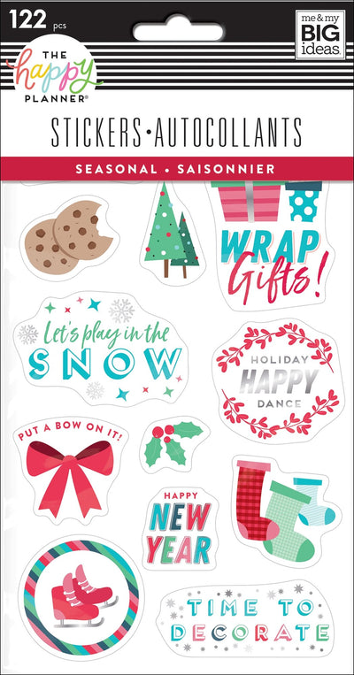 Stickers Sheets - Seasonal Student