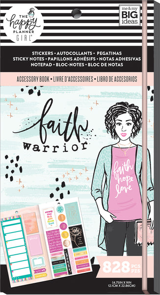 Accessory Book - Faith Warrior