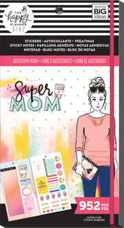 Accessory Book - Super Mom