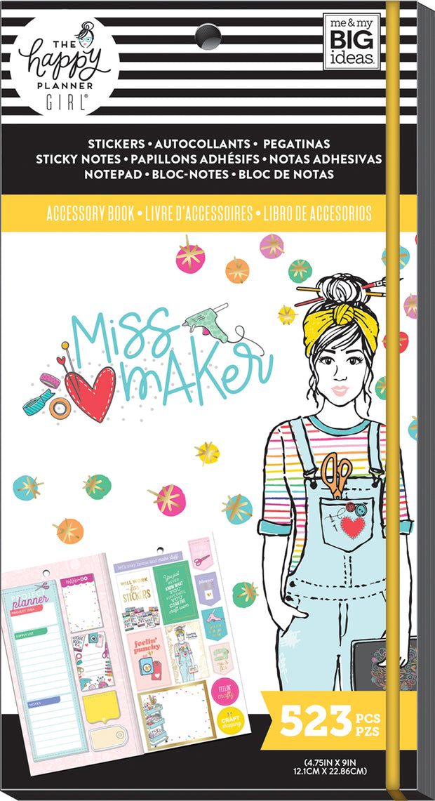 Accessory Book - Miss Maker