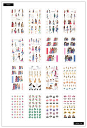 Accessory Book - Rongrong - Girls