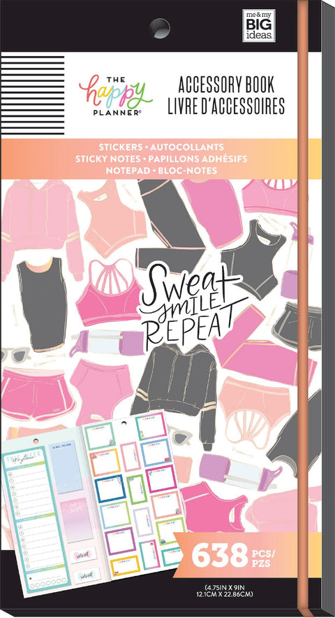 Accessory Book - Fitness
