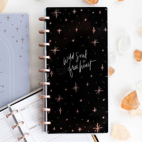 2021 Wild Soul Skinny Classic Horizontal Happy Planner® - 12 Months