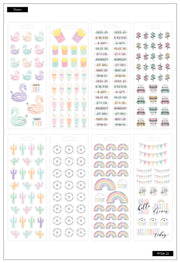 Sticker Sheets - Pastel Dreams