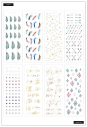 Petite Sticker Sheets - Boho