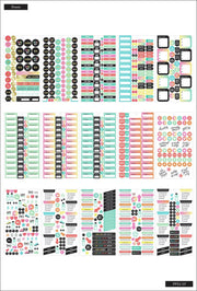 Value Pack Stickers - Work It Out