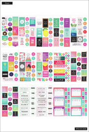 Value Pack Stickers - Sassy Plans