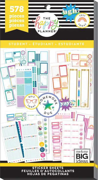 Value Pack Stickers - Student - Functional