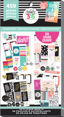 Value Pack Stickers - Color Story - BIG