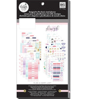 Value Pack Stickers - Glam Girl