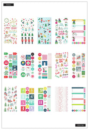 Value Pack Stickers - Christmas Joy - Mini