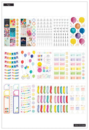 Value Pack Stickers - Celebrate