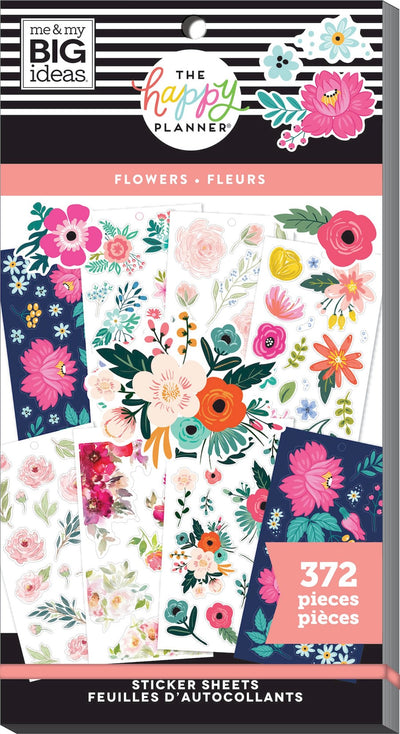 COMING SOON - Value Pack Stickers - Flowers