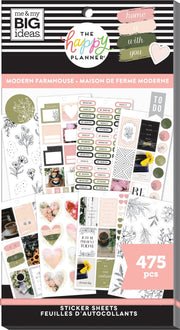 Value Pack Stickers - Farmhouse