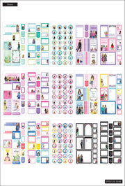 Value Pack Stickers - Rongrong - Everyday