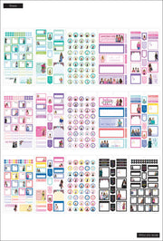 Value Pack Stickers - Rongrong - Everyday - Mini