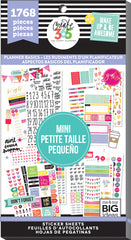 Value Pack Sticker Book - Planner Basics™ - MINI