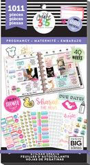 Value Pack Stickers - Pregnancy