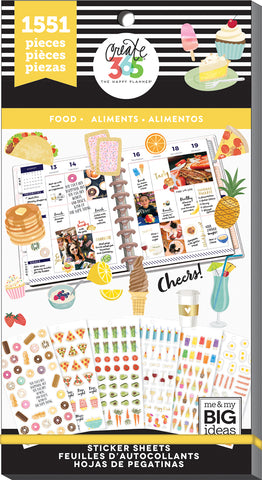 the happy planner stickers me my big ideas