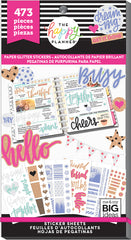 Value Pack Stickers - Paper Glitter