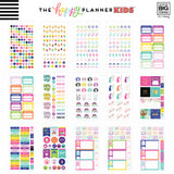 The Happy Planner KIDS™ Value Pack Stickers - Classic - Happy Girl