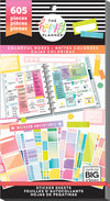 Value Pack Stickers - Colorful Boxes 2