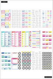 Value Pack Stickers - Household