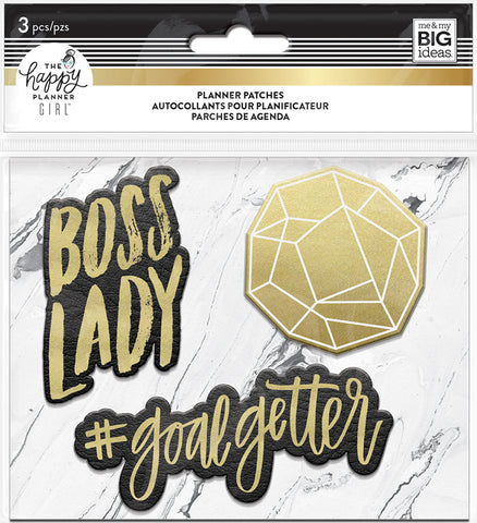 Planner Patches - Goal Getter