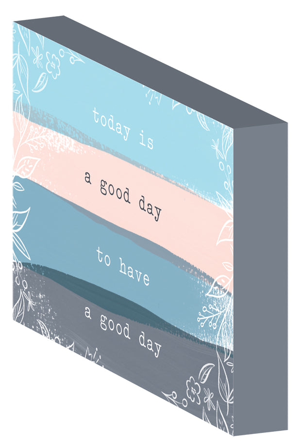 Quote Block - Good Day